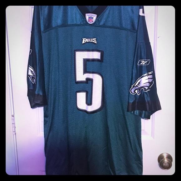 buy popular 171a1 658b6 Philadelphia Eagles 3XL Rebook On Field Jersey